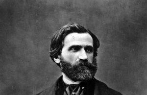 Giuseppe Fortunino Francesco Verdi (10.10.1813 - 01.27.1901)